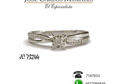Anillo de Compromiso JC 73244