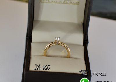 anillo de Compromiso Za 160