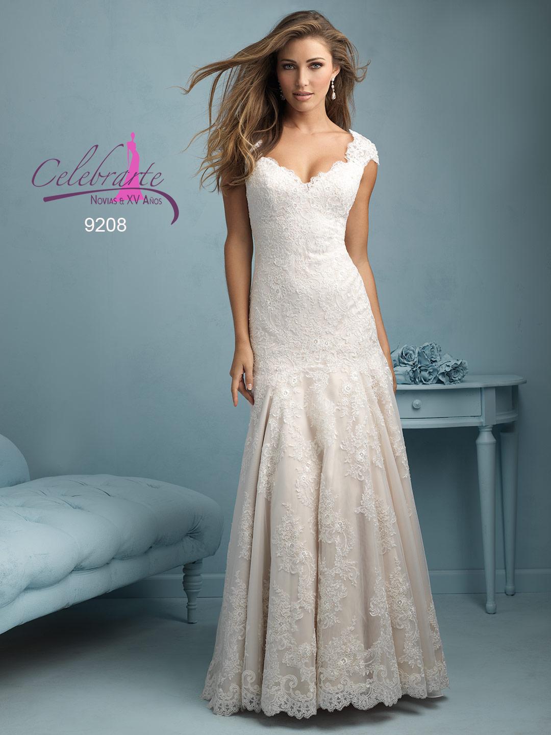Vestido 9208 | Argollas