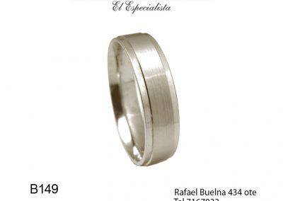 Argolla B149