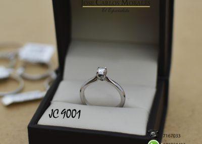 Anillo de Compromiso JC9001