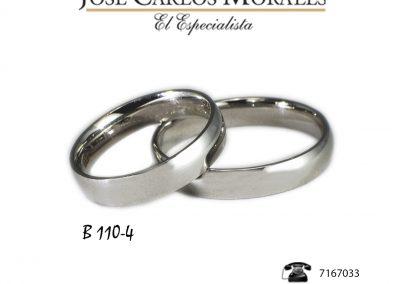 Argollas B110-4