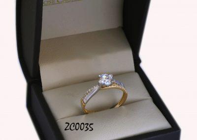 Anillo ZC0035
